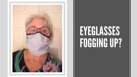 5 Tips to Prevent Your Glasses From Fogging When Wearing A Face Mask