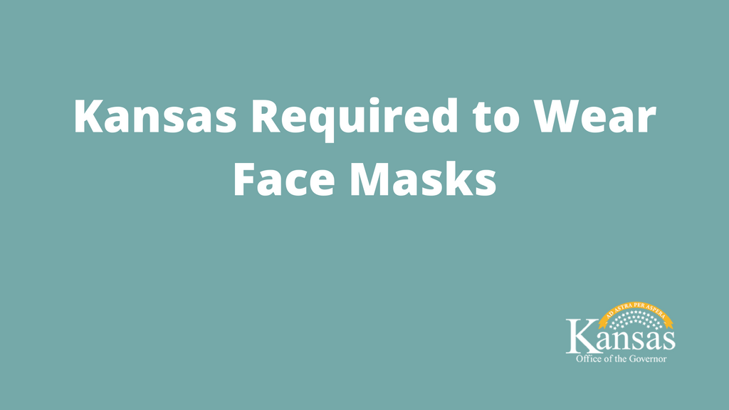 Kansas Gov. Laura Kelly Announces Statewide Face Mask Mandate