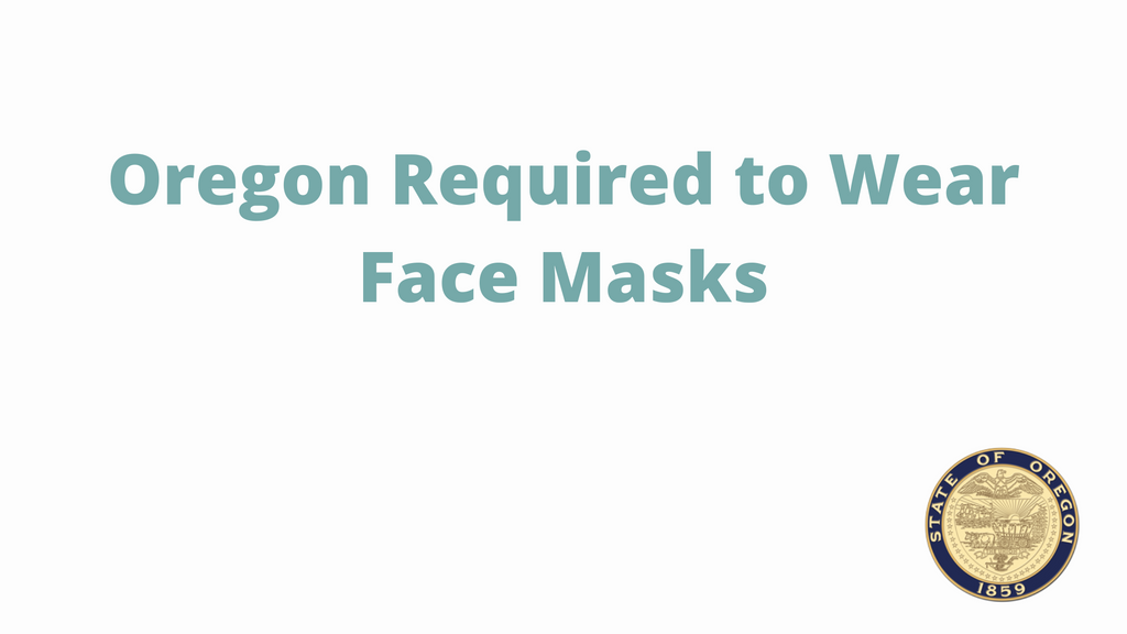 Governor Kate Brown Extends Face Coverings Requirement for Oregon
