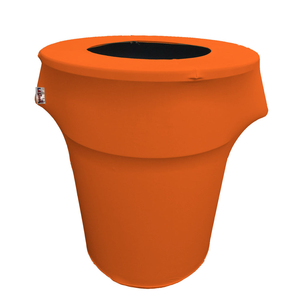 Spandex Trash Can Cover for 44-Gallon