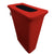 Spandex Trash Can Cover for Slim Jim 23-Gallon. Made in USA