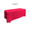 Tablecloth Rectangular Poplin Collection_LA Linen