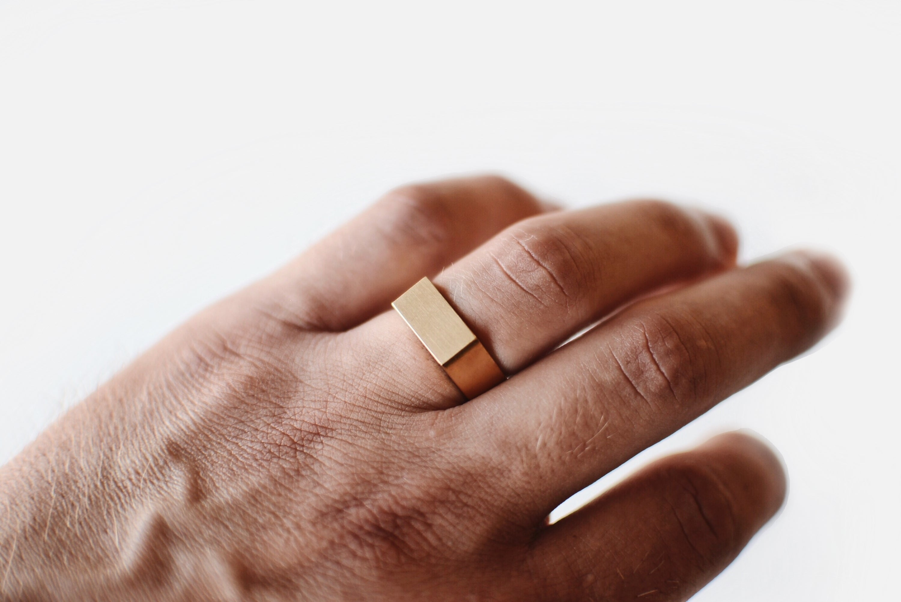 Minimalist Ring No. 2