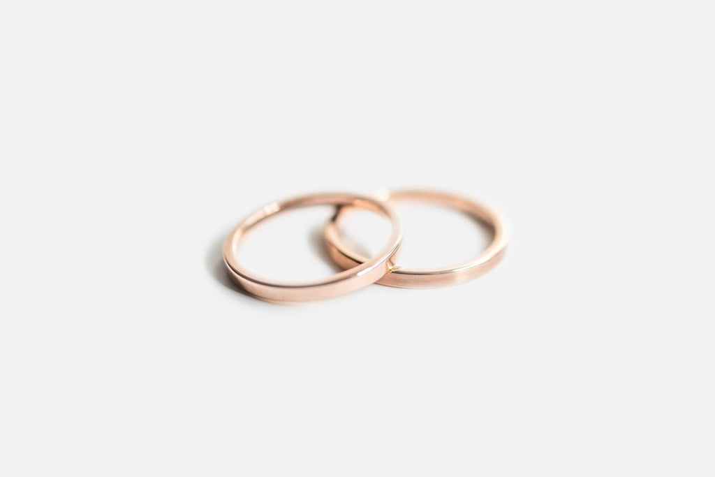 Minimalist Ring No. 1 - Ladies