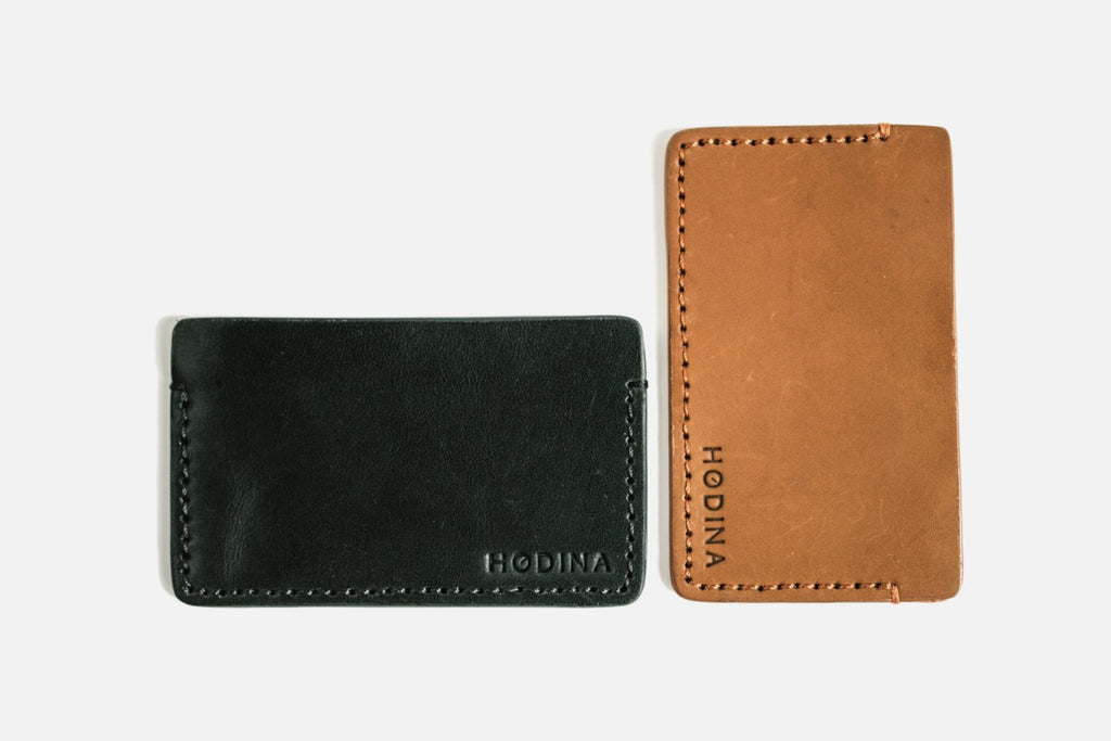 The Minimalist card holder
