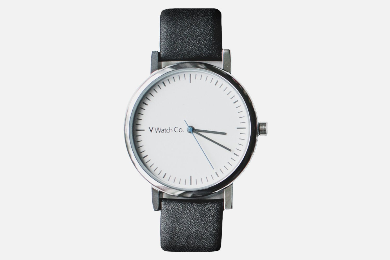 V WATCH CO. / White dial