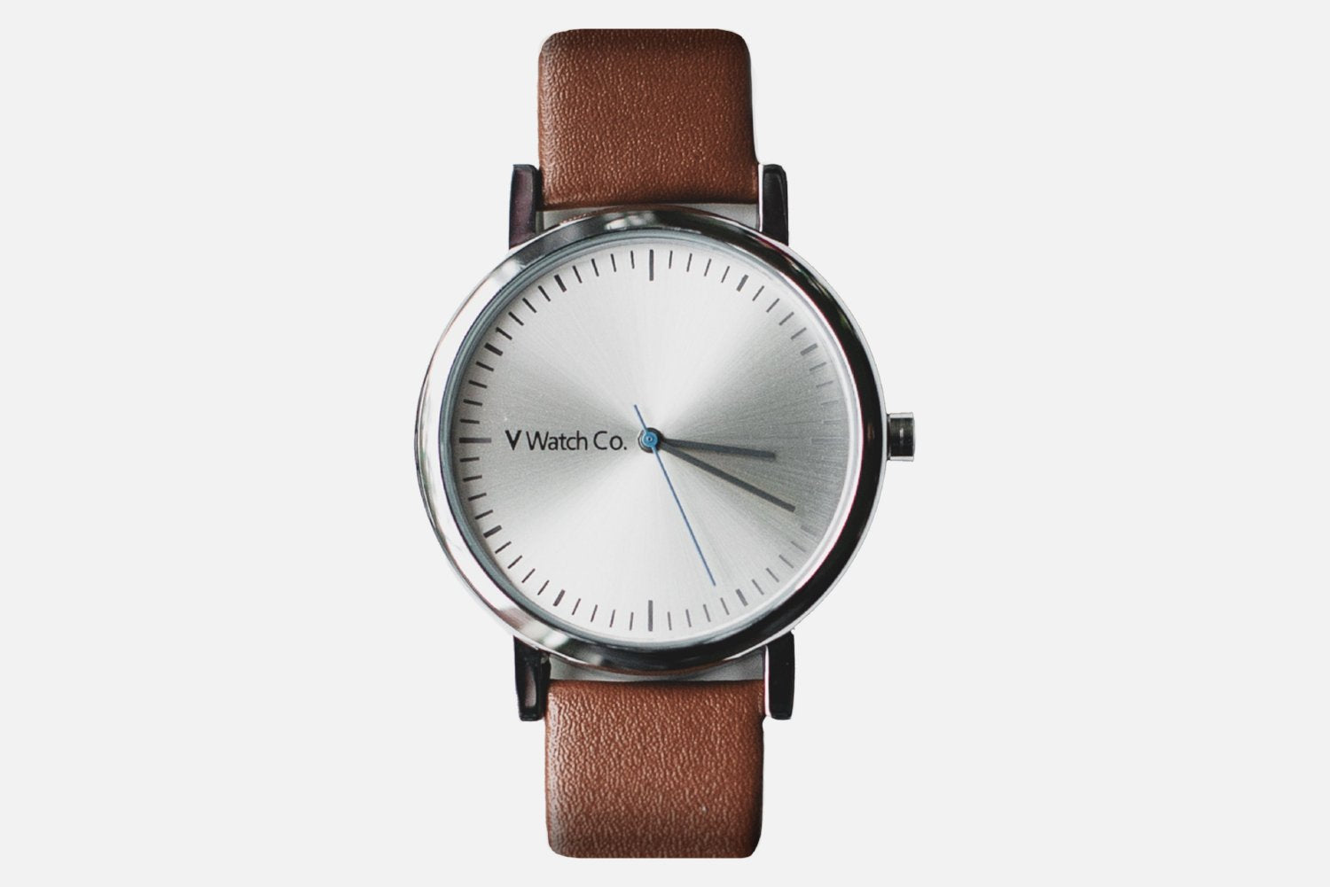 V WATCH CO. / Brushed dial