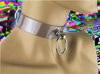RUBBER DOLL COLLAR