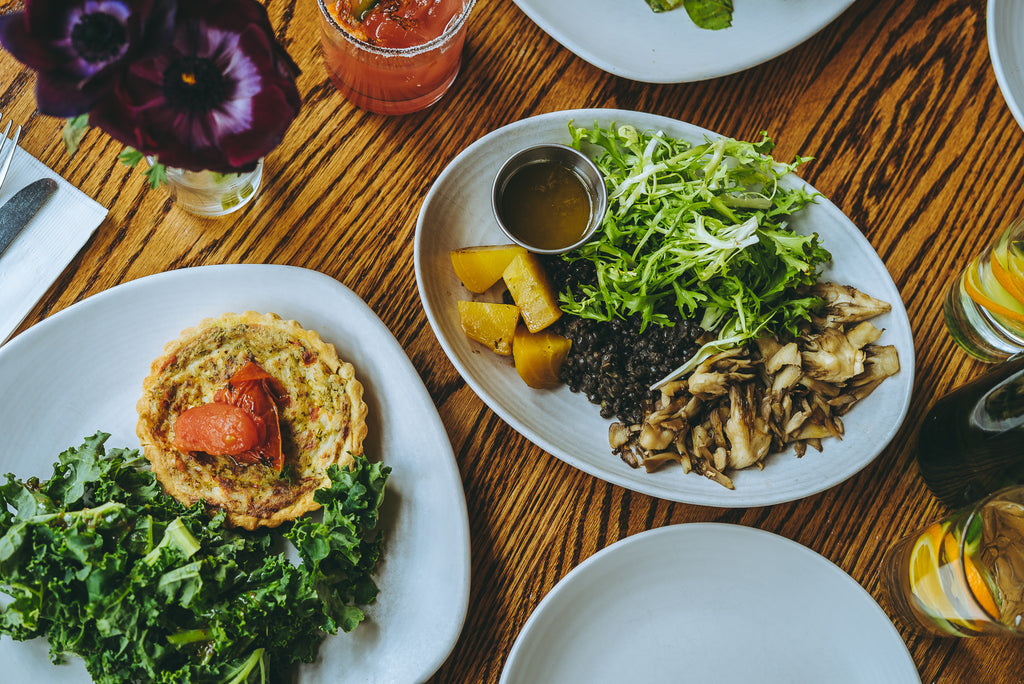 SEATTLE'S BEST VEGAN RESTAURANT - You Must Eat At Plum Bistro!