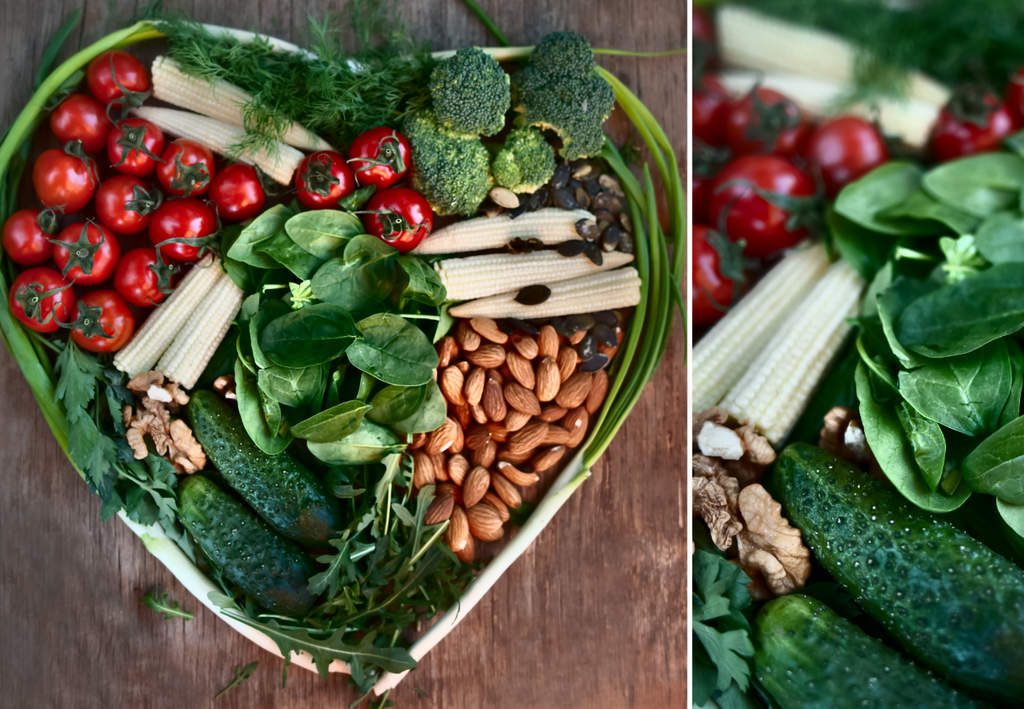 How A Vegan Diet Boosts Heart Health