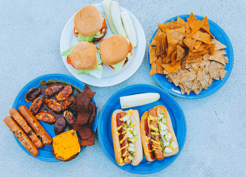 HOW TO HAVE A VEGAN TAILGATE