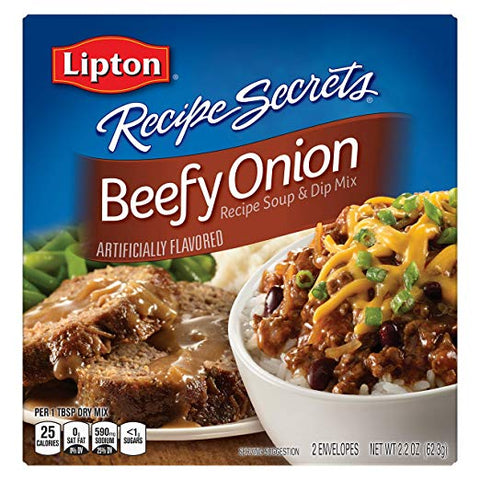 Lipton Vegan Soup Mix