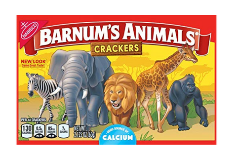 Nabisco Vegan Animal Crackers