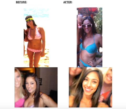 Before-And-After-Vegan-Pictures