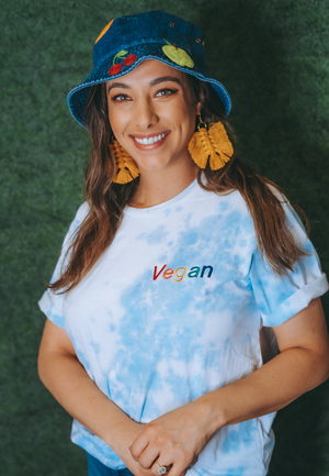 Load image into Gallery viewer, VEGAN CLOUD TIE-DYE *limited edition*