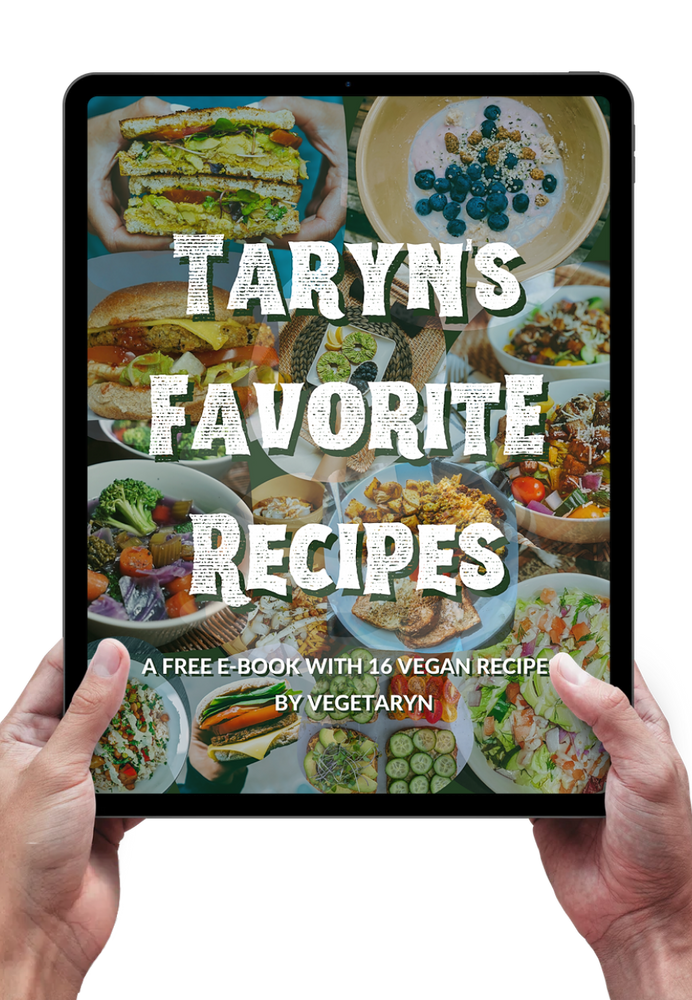 TARYN'S FAVORITE RECIPES: A FREE EBOOK