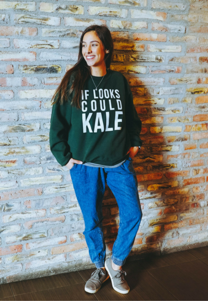 IF LOOKS COULD KALE
