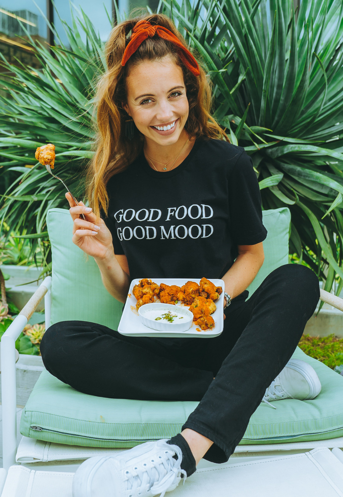 vegan foodie shirt