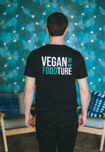 VEGAN IS THE FOODTURE by @theveggiepilot
