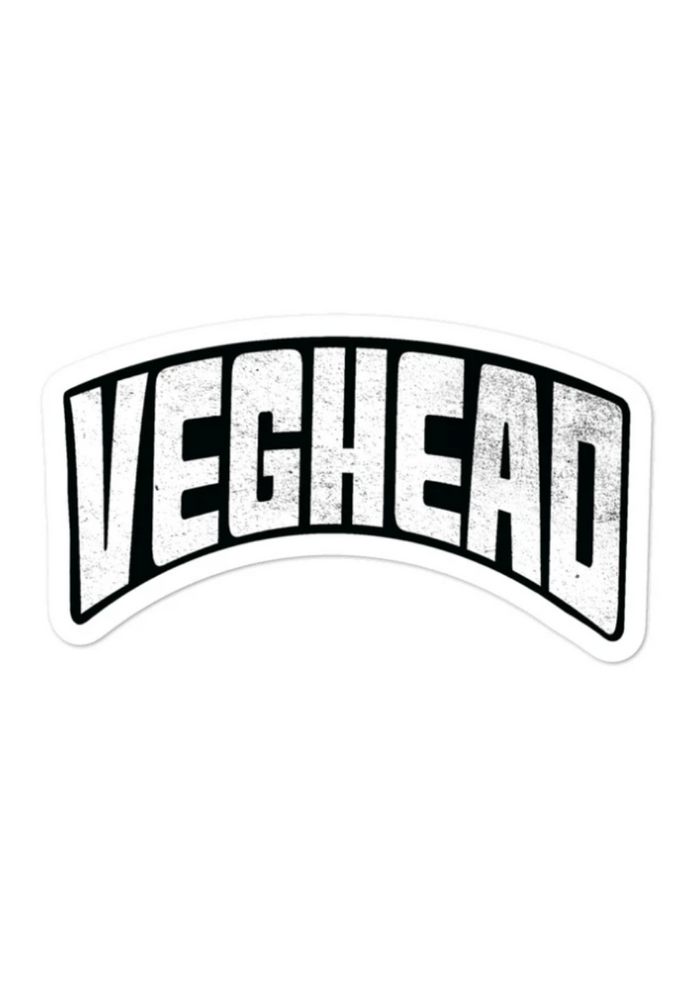 Load image into Gallery viewer, VEGHEAD STICKER