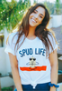 SPUD LIFE by @consciouschris (Unisex Tee)