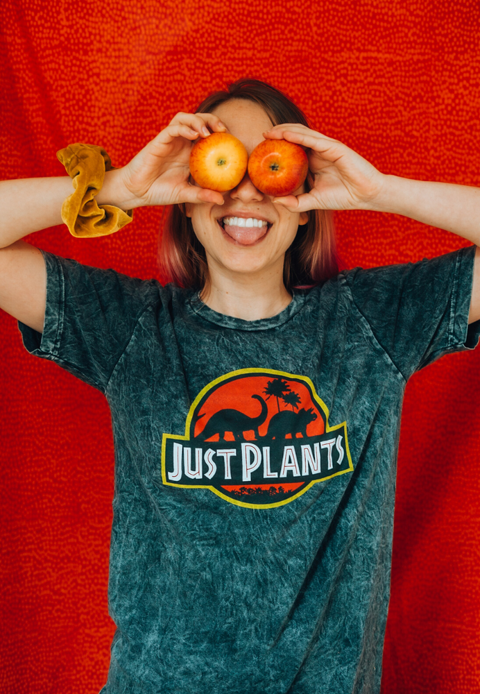 just plants vegan sweatshirt