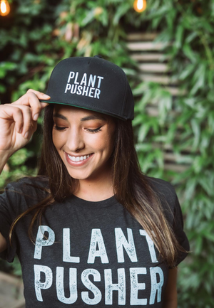 PLANT PUSHER UNISEX T-SHIRT