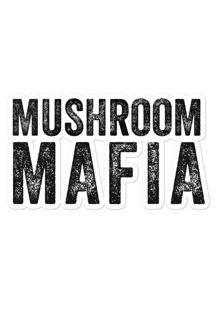 Load image into Gallery viewer, MUSHROOM MAFIA STICKERS