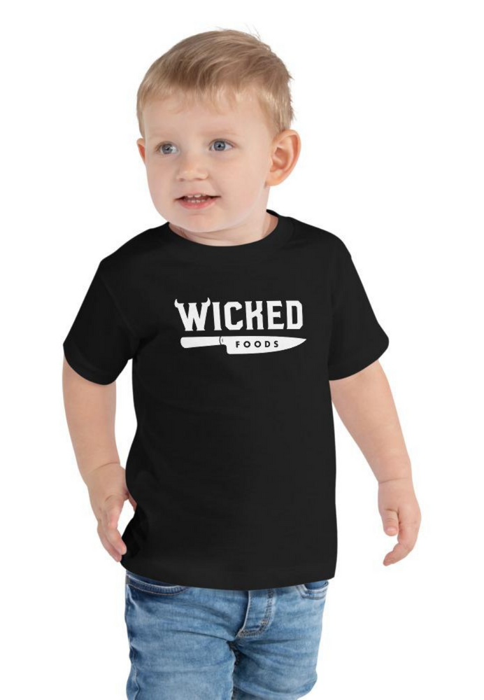 WICKED FOODS TODDLER T-SHIRT