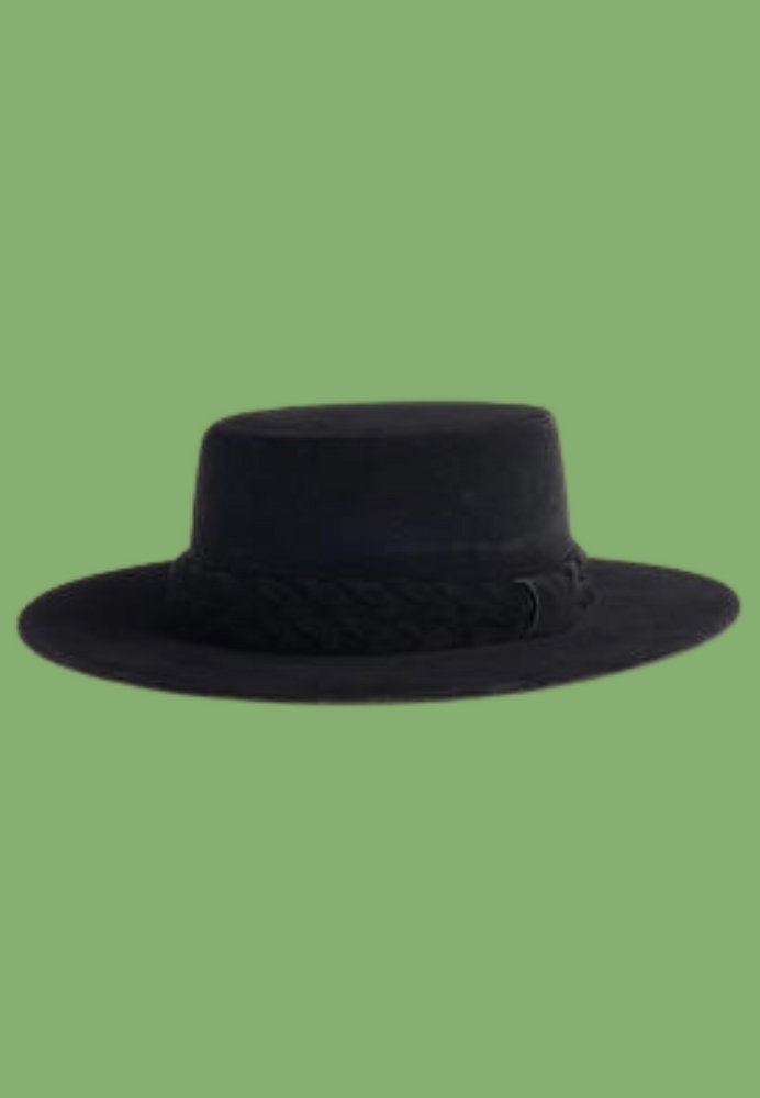 VEGAN SUEDE HAT (More Color Options)