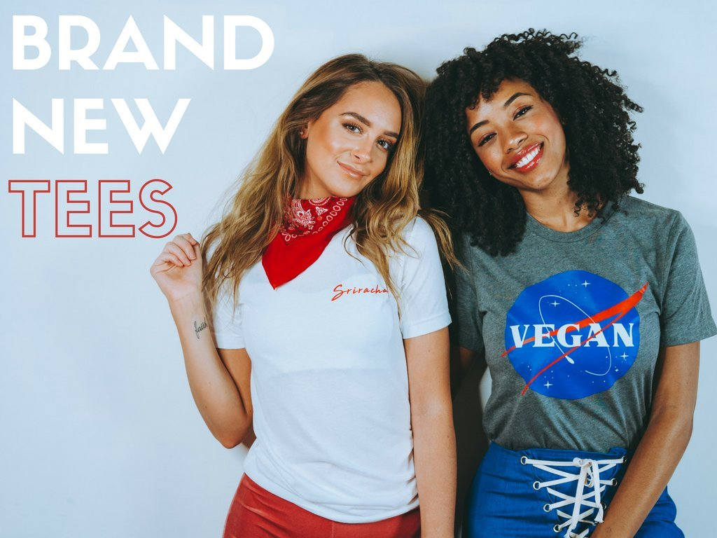 Vegan Shirts