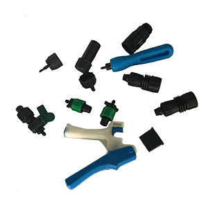 Drip Irrigation Fittings: Adapters, Couplers, Tees. Valves, Filters