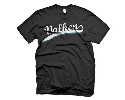 2012 Valken Paintball Majors T-Shirt - Black