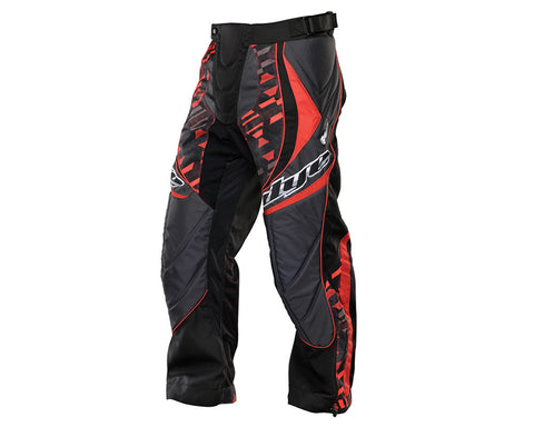 2013 Dye C13 Paintball Pants - Cubix Red