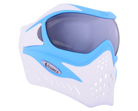 V-Force Grill Paintball Mask - SE Blue/White