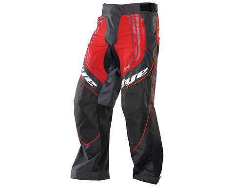 2013 Dye UL Paintball Pants - Red