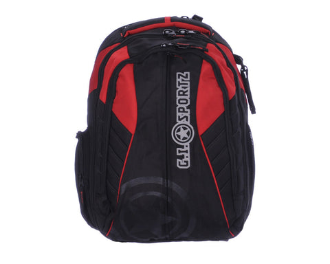 GI Sportz Hikr Backpack - Black/Red