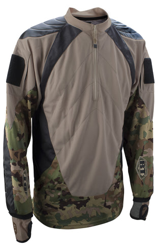 BT 2011 Professional Paintball Jersey - TerraPat