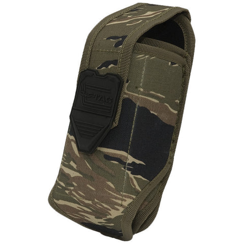 Valken V-Tac 2 Mag Pouch Stacked - Tiger Stripe
