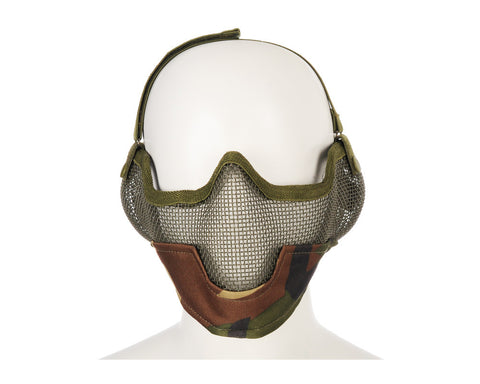 2G Striker Airsoft Mask - Jungle Camo