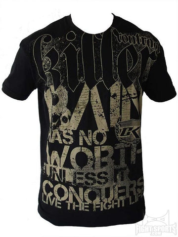 Contract Killer Worth The Pain T-Shirt - Black
