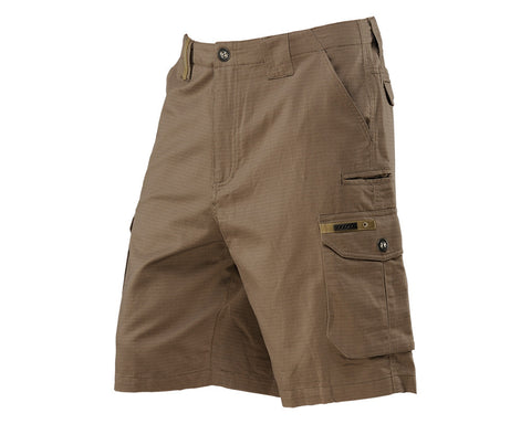 2014 Dye Cargo Shorts - Dark Brown