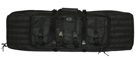 Gen X Global Deluxe Tactical Gun Bag - Black