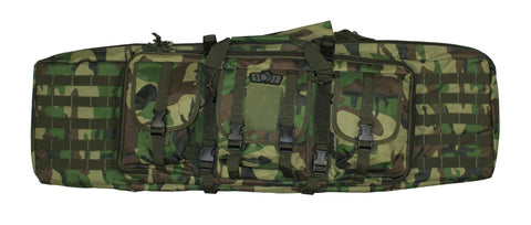 Gen X Global Deluxe Tactical Gun Bag - Camo