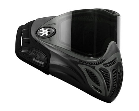 2009 Empire E-Vents Paintball Mask - Grey