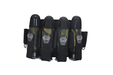 2013 Gen X Global 4+5 Deluxe Pack - Woodland Camo