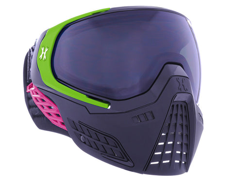 HK Army KLR Paintball Mask - LE Neon