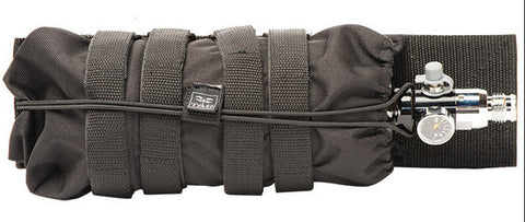 Valken V-Tac Vest Horizontal Tank Holder - Tactical
