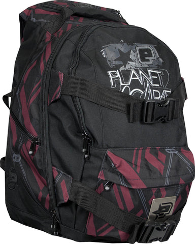 Planet Eclipse 2012 Gravel Backpack - Royale Red