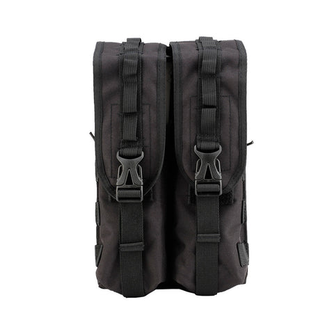 2011 Dye Tactical Modular Pouch - Double - Black